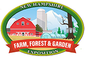 NH Farm & Forest Expo logo
